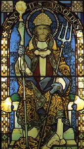 St. Arnold of Soissons